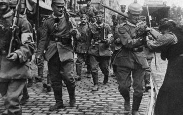 1914: The Grand Campaign (scenario F14-A) Image