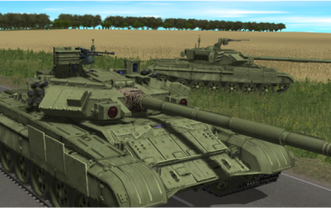 Combat Mission x2 - Modern Scenario