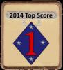 2014 Top Score Champion
