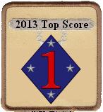 2013 Top Score Champion