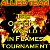 World in Flames Tournament - Allied Team
