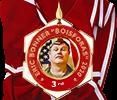 """Eric Bonner """"Boisforas"""" 2020 Tournament - 3rd Place"""