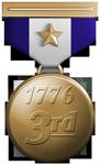 1776 Tournament - Bronze